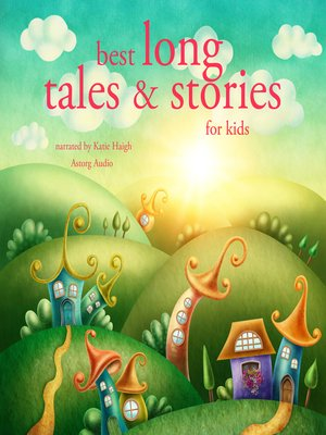 cover image of Best Long Tales and Stories