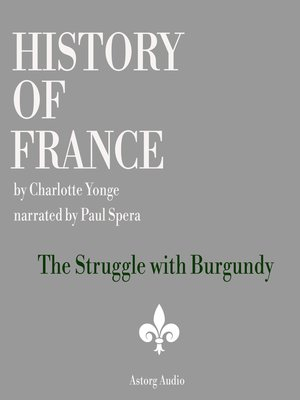 cover image of The Struggle with Burgundy