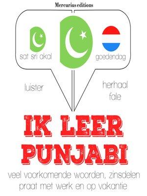 cover image of Ik leer Punjabi