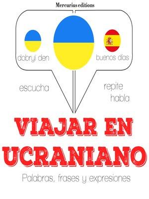 cover image of Viajar en ucraniano