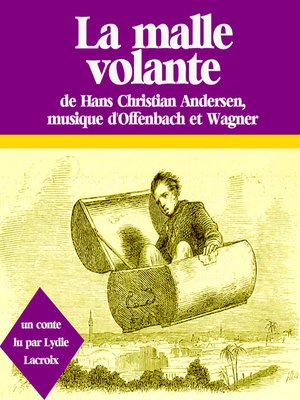 cover image of La malle volante