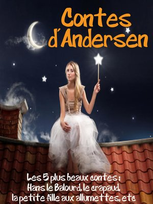 cover image of 5 contes d'Andersen