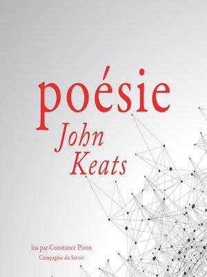 cover image of Poèmes de John Keats