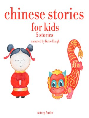 cover image of Chinese Stories for Kids