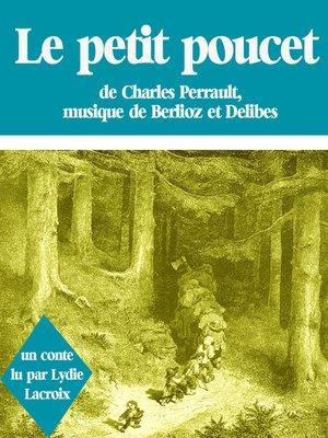 cover image of Le petit poucet