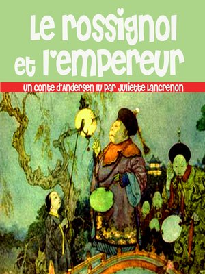 cover image of Le rossignol et l'empereur
