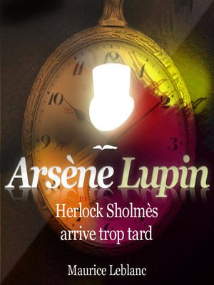 cover image of Herlock Sholmès arrive trop tard