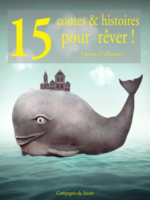 cover image of 13 contes pour rêver