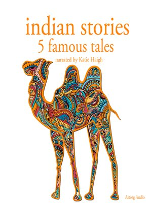 cover image of Indian Stories