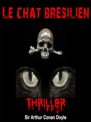 cover image of Le chat brésilien