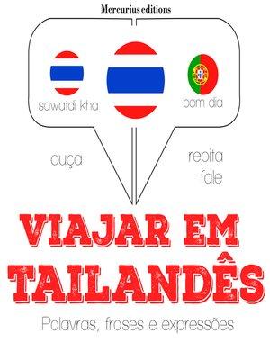 cover image of Viajar em tailandês