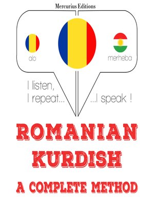 cover image of Romanian-Kurdish: a complete method