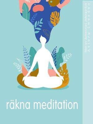 cover image of Räknar meditation
