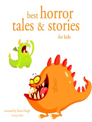 cover image of Best Horror Tales and Stories