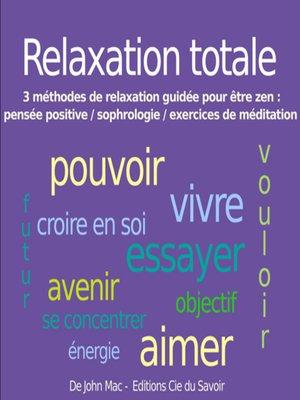cover image of Compilation bien-être