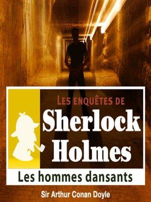 cover image of Les hommes dansants