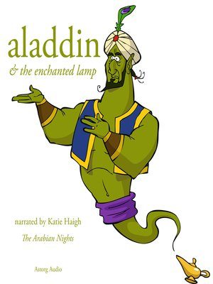 cover image of Aladdin and the Enchanted Lamp