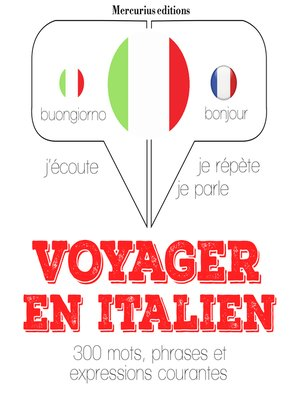 cover image of Voyager en italien