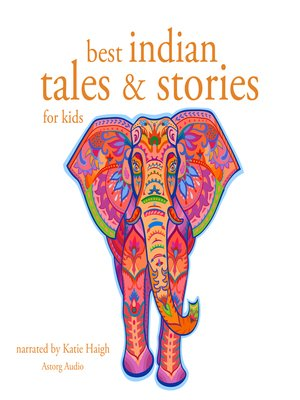 cover image of Best Indian Tales and Stories