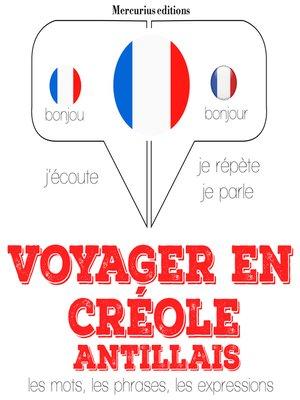cover image of Voyager en créole