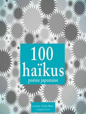 cover image of 100 haikus, poésie japonaise