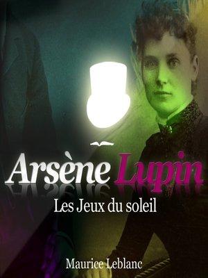 cover image of Les jeux du soleil