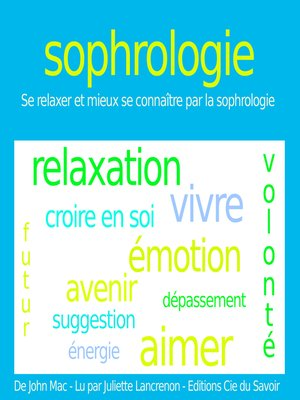 cover image of Sophrologie