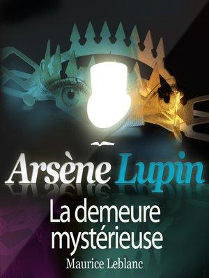 cover image of La demeure mystérieuse