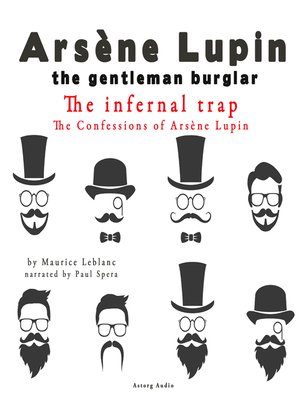 cover image of The Infernal Trap