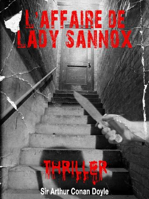 cover image of Lady Sannox
