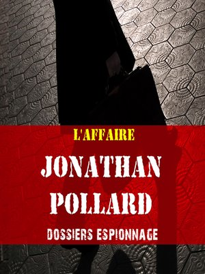 cover image of Jonathan Pollard