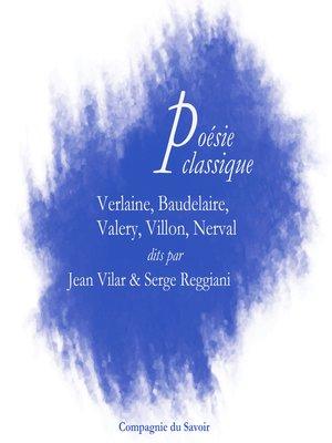 cover image of Best of poésie