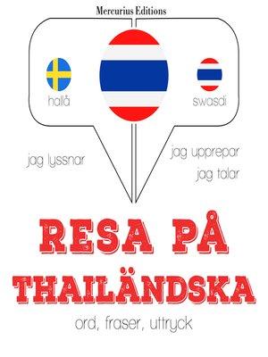 cover image of Resa på thailändska