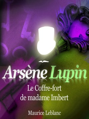 cover image of Le coffre fort de Madame Imbert