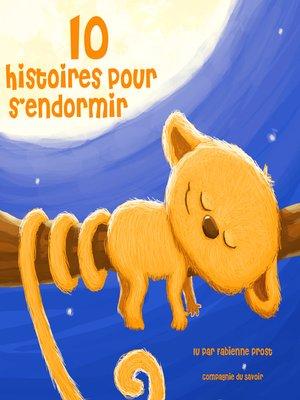 cover image of 10 histoires pour s'endormir