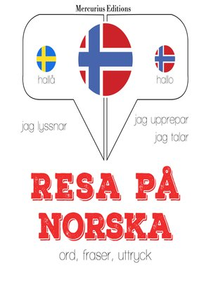 cover image of Resa på norska