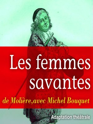 cover image of Les femmes savantes