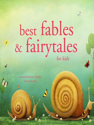 cover image of Best Fables and Fairytales