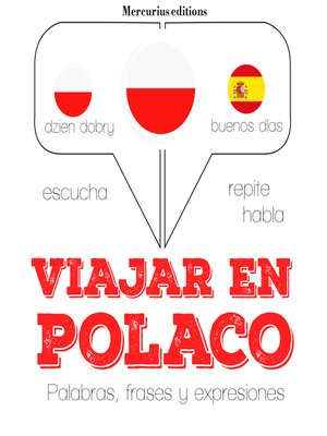 cover image of Viajar en polaco