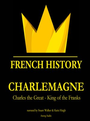 cover image of Charlemagne, Charles the Great