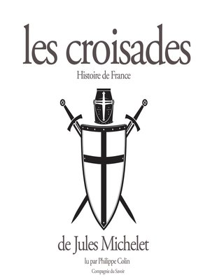 cover image of Les croisades