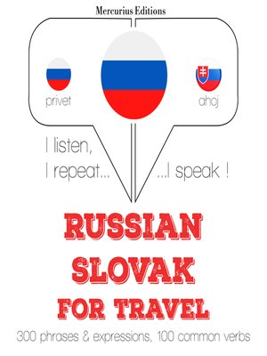cover image of Russian-Slovak: For travel