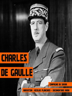 cover image of Charles de Gaulle