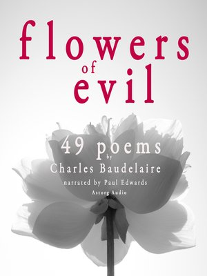 cover image of 49 Poems from the Flowers of Evil