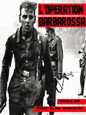 cover image of L'opération Barbarossa