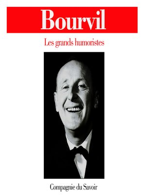 cover image of Bourvil