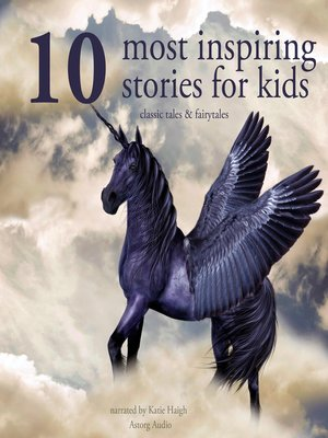 cover image of 10 Most Inspiring Stories for Kids
