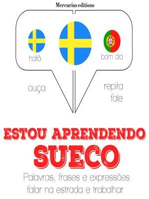 cover image of Estou aprendendo sueco