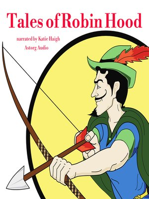 cover image of Tales of Robin Hood