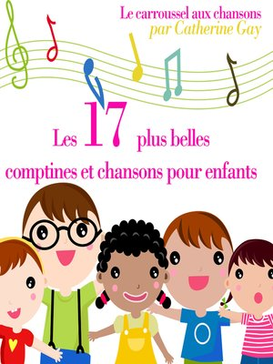 cover image of Les 17 plus belles chansons pour enfants